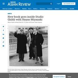 New book goes inside Studio Ghibli with Hayao Miyazaki