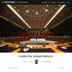 Inside the United Nations