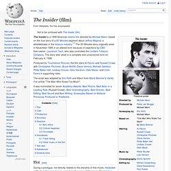 The Insider (film)