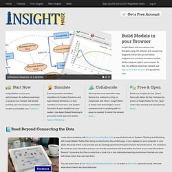 Insight Maker | Free Simulation and Modeling in Your Browser