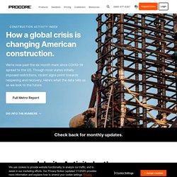 Construction Activity Index - Procore