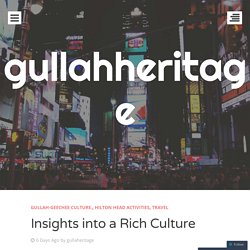 Insights into a Rich Culture