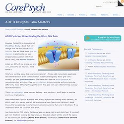 Important New Maps for ADHD Treatment