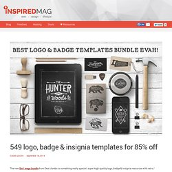 549 logo, badge & insignia templates for 85% off