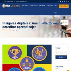 Insignias digitales: una nueva forma de acreditar aprendizajes