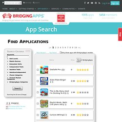 Insignio – Search | BridgingApps