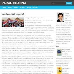 Parag Khanna