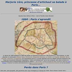 Paris insolite - Paris curieux - Anecdotes par rues