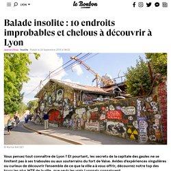 Balade insolite: 10 endroits improbables et chelous à découvrir à Lyon