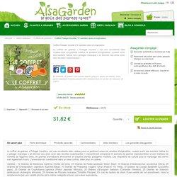 Coffret Potager Insolite (10 variétés rares et originales) - Alsagarden