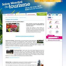 L'espace des Insolites - Mondial du Tourisme 2014 - 20 au 23 mars 2014 - Salon Mondial du Tourisme