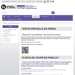 Visite virtuelle du Préau