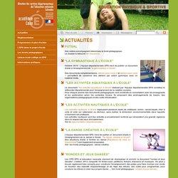 Inspection académique du Calvados - EPS