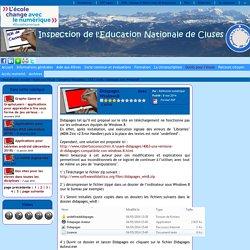 Inspection de l'Education Nationale de Cluses - Didapages avec Windows8