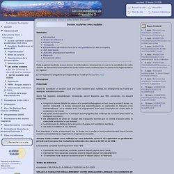 Inspection de Grenoble 2 [Sorties scolaires avec nuitées] :..