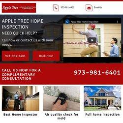 Apple Tree Home Inspection, Home inspector near me North Haledon NJ