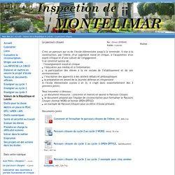 Inspection de MONTELIMAR - Le parcours citoyen