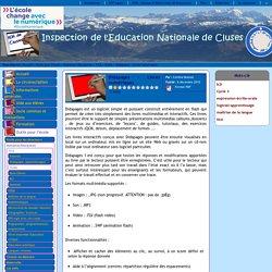 Inspection de l'Education Nationale de Cluses - Didapages - Livres numériques