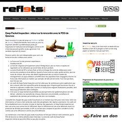 Deep Packet Inspection : retour sur la rencontre avec le PDG de Qosmos