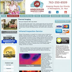 JB Anderson Inspections, Blaine's Home Inspectors