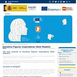 Figuras inspiradoras Erasmus+ - Iniciativas
