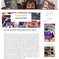 Escape Rooms inspirados en libros – LIBROS COLORIN COLORADO