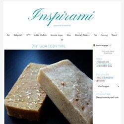 Inspirami - DIY: Gör egen tvål