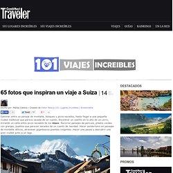 » 65 fotos que inspiran un viaje a Suiza Viajes