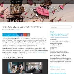 TOP 5 des lieux inspirants à Nantes - let's INsperience