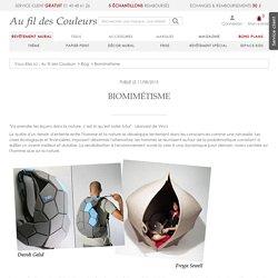 Blog Papiers Peints de Marques, inspiration décoration murale - Au fil des Couleurs - Biomimétisme
