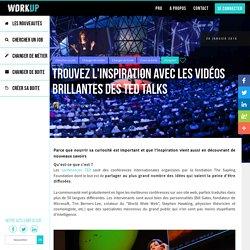 Trouver l'Inspiration avec les Conférences Incroyables des Ted Talks