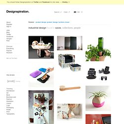 Industrial design Inspiration Search Results — Designspiration