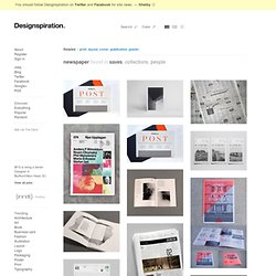 Newspaper Inspiration Search Results