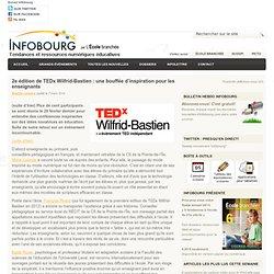 2e édition de TEDx Wilfrid-Bastien : une bouffée d'inspiration pour les enseignants
