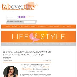 Inspiration Archives - FabOverFifty.com
