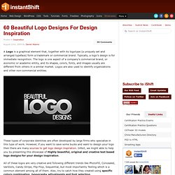 60 Beautiful Logo Designs For Design Inspiration