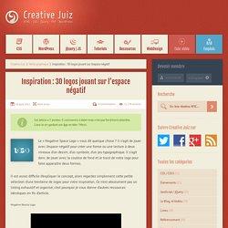 Inspiration : 30 logos jouant sur l'espace négatif - Veille graphique