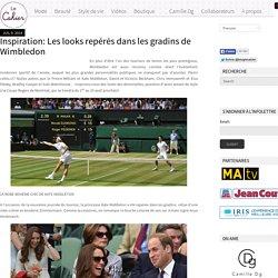 Inspiration: Les looks repérés dans les gradins de Wimbledon - Le Cahier