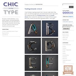 // The Chic Type Blog