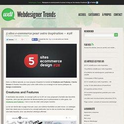 5 sites e-commerce pour votre inspiration – #28