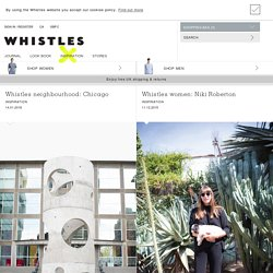 Inspiration, Ways To Wear, Whistles Women