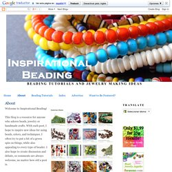 Inspirational Beading: About