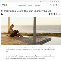 14 Inspirational Books That Can Change Your Life