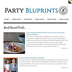 partybluprintsblog.com — Plan To Party – easy ideas and inspiration for celebrating life!