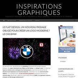 Le Flat Design, un nouveau passage obligé pour créer un logo moderne? Le cas BMW