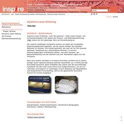 inspire - IRPD: Selective Laser Sintering