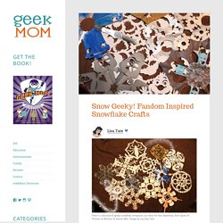 It's a Geeky Winter Wonderland! - GeekMomGeekMom