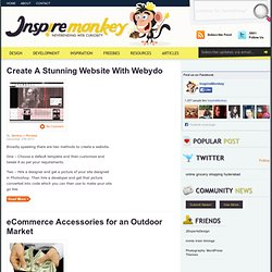 InspireMonkey - Neverending Web Curiosity!
