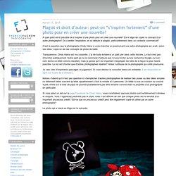 """Plagiat et droit d'auteur: peut-on """"s'inspirer fortement"""" d'une photo pour en créer une nouvelle? / Photographer in Quebec city / Photographe à Québec"""