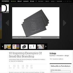 10 Inspiring Examples Of Small-Biz Branding